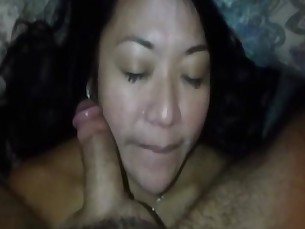 Naked indonesian cum in mouth blonde tits