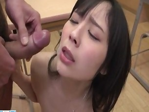 face,japanese,nice,classroom,insertion