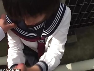 teen,blowjob,schoolgirl,japanese,hd