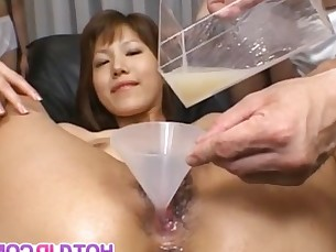 asian,woman,stimulation,position,gangbang