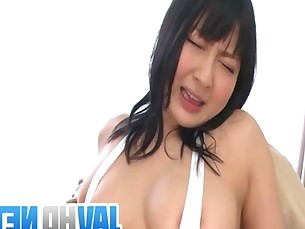 asian,woman,rear,creamed,japanese