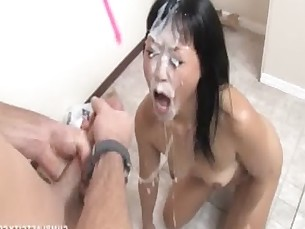 asian,woman,cumblast,jacking,jerking