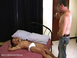 fucking,sucking,cock,interracial,asian