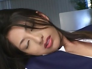 schoolgirl,masturbation,pantyhose,woman,asian
